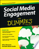 Social Media Engagement For Dummies : engagement strategies! when you focus on...