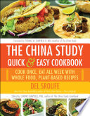 The China Study Quick   Easy Cookbook