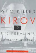 Who Killed Kirov?