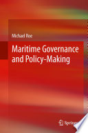 Maritime Governance And Policy Making book
