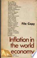 Inflation in the World Economy