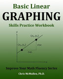 Basic Linear Graphing Skills Practice Workbook
