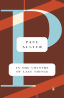 In the Country of Last Things-book cover