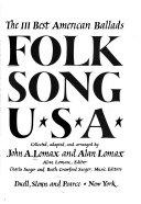 Folk Song  U S A