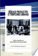 illustration du livre Réseaux productifs et territoires urbains