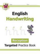 New English Targeted Practice Book  Handwriting   Reception