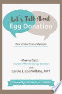 Let   s Talk About Egg Donation Book PDF