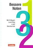 Lern- und Arbeitsstrategien. Bessere Noten. Schülerbuch