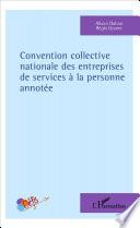 Convention collective nationale des entreprises de services    la personne annot  e