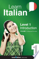 Learn Italian   Level 1  Introduction to Italian  Enhanced Version