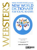 Webster s New World Dictionary for Young Readers Book PDF