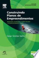 Construindo Planos De Empreendimentos book