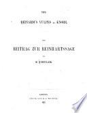 Über Reinardus Vulpes ed. Knorr