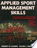 Applied Sport Management Skills