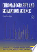 Chromatography And Separation Science book