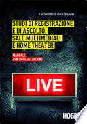Studi di registrazione e di ascolto  sale multimediali e home theater