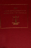 Alphabetical Directory of Attorneys in New York State