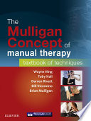 The Mulligan Concept of Manual Therapy   eBook