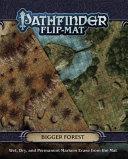 Pathfinder Flip-mat Bigger Forest : ...