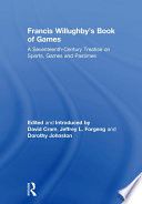francis willughby s book of games
