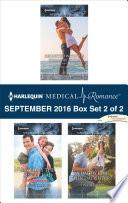 Harlequin Medical Romance September 2016 Box Set 2 Of 2