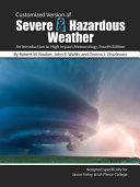 Customized Version of Severe and Hazardous Weather