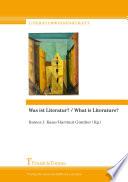 Was ist Literatur? / What is Literature?