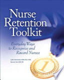 Nurse Retention Toolkit