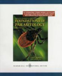 Gerald D  Schmidt and Larry S  Roberts  Foundations of Parasitology