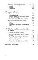 Alle origini dell inflazione italiana