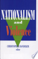 Nationalism And Violence book