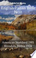 English Italian Bible No10