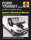 Ford Transit Diesel 00 06 Owners Workshop Manual
