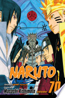 Naruto  Vol  70 : acquired six paths power, guy...
