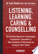 Listening Learning Caring And Counselling