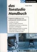 Das Tonstudio Handbuch