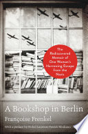 A Bookshop in Berlin Book PDF