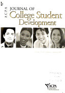 Journal Of College Student Development