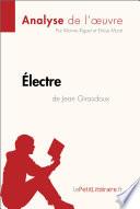 lectre de Jean Giraudoux  Analyse de l oeuvre