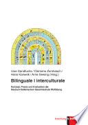 Bilingue e interculturale