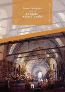 Turkiye Iktisat Tarihi book