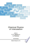 Chemical Physics of Intercalation