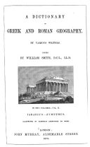 download ebook dictionary of greek and roman geography pdf epub