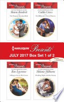 Harlequin Presents July 2017   Box Set 1 of 2