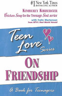Teen Love  On Friendship