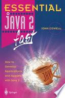 Essential Java 2 fast