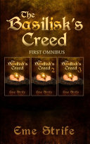 download ebook the basilisk\'s creed: first omnibus (volumes one, two, and three) (the basilisk\'s creed #1) pdf epub