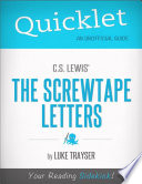 download ebook quicklet on c.s. lewis' the screwtape letters pdf epub