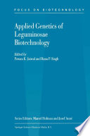 Applied Genetics of Leguminosae Biotechnology