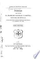 Poesías del doctor D. Juan de Salinas y Castro